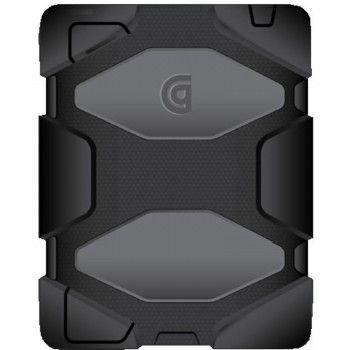 Capa Griffin Survivor iPad mini 1/2/3 - Preto/azul