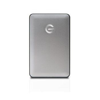 G-Technology - G-DRIVE - USB-C (7200rpm) - 1TB - Space Gray