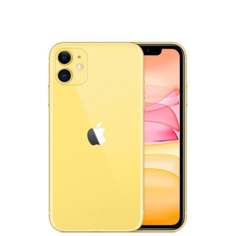 iPhone 11 128GB - Amarelo