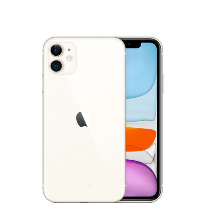 iPhone 11 256GB - Branco