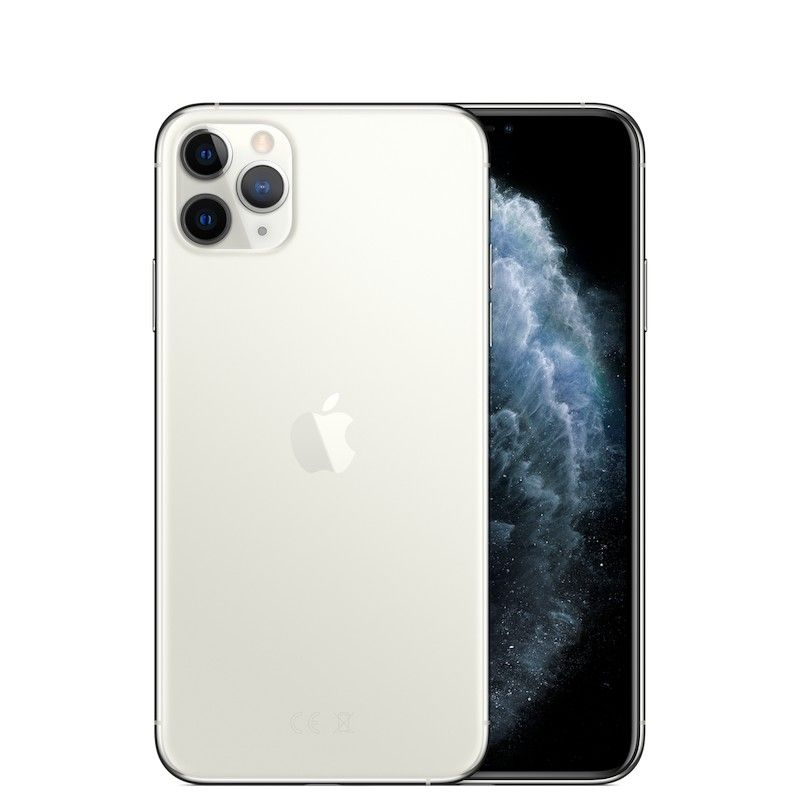 iPhone 11 Pro Max 256GB - Prateado