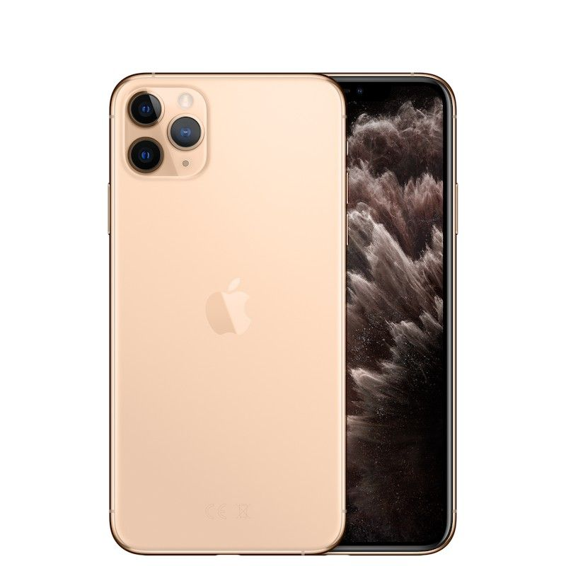 iPhone 11 Pro Max 256GB -  Dourado