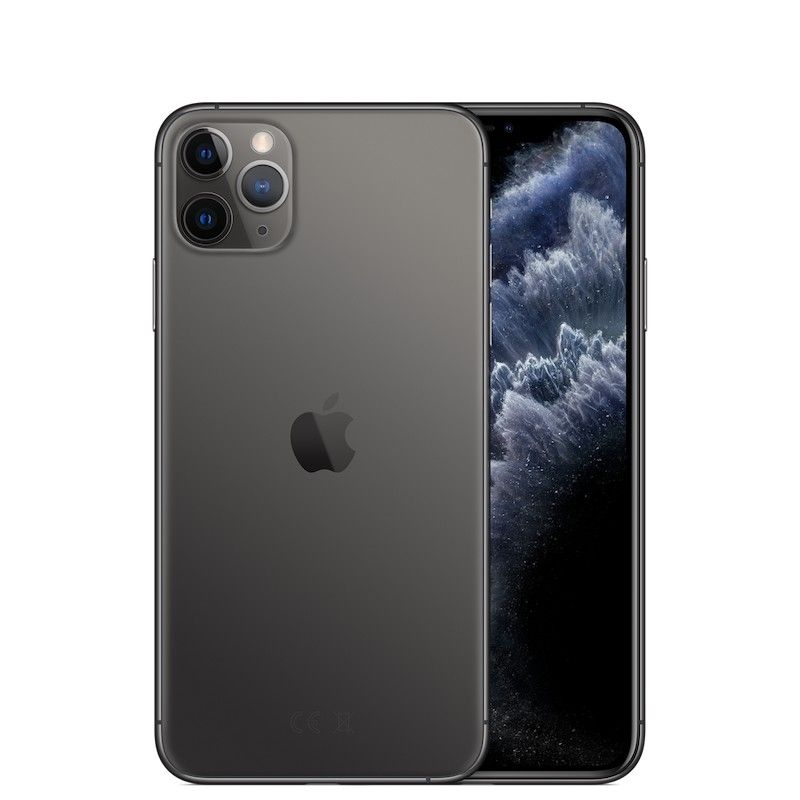 iPhone 11 Pro Max 256GB - Cinzento Sideral