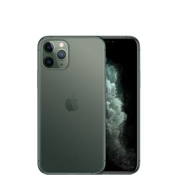 iPhone 11 Pro 256GB - Verde meia-noite