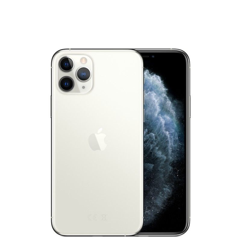 iPhone 11 Pro 64GB - Prateado