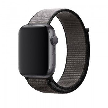 Bracelete desportiva Loop para Apple Watch (44/42 mm) - Cinzento âncora