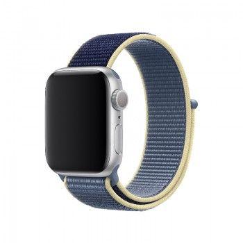 Bracelete Loop desportiva para Apple Watch 38 a 41 mm -  Azul Alasca