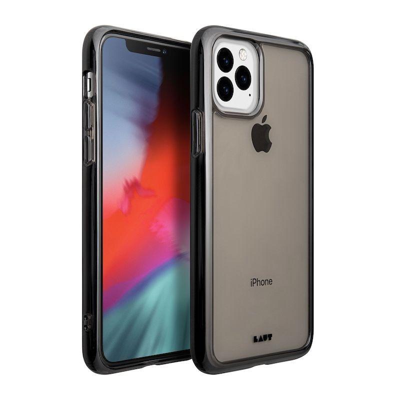 Capa para iPhone 11 Pro Max Laut Crystal-X - Preto