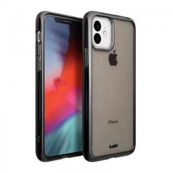 Capa para iPhone 11 Laut Crystal-X - Preto