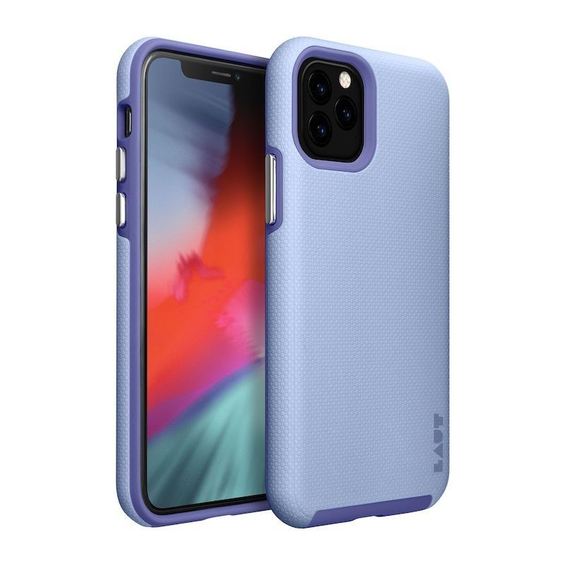 Capa para iPhone 11 Pro Laut Shield - Lilás