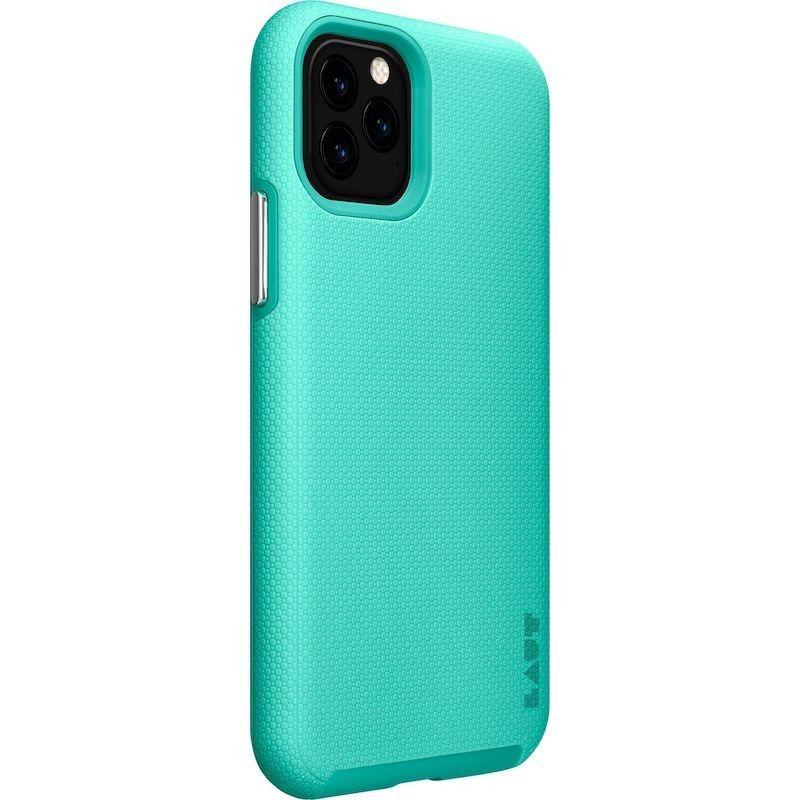 Capa para iPhone 11 Pro Laut Shield - Menta