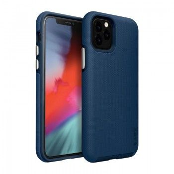 Capa para iPhone 11 Pro Laut Shield - Azul Indigo