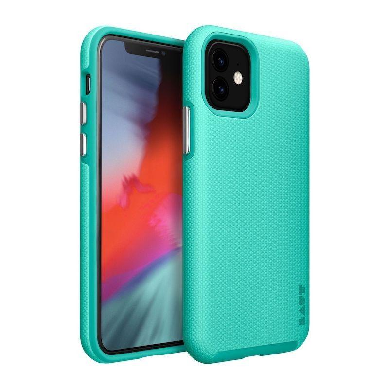 Capa para iPhone 11 Laut Shield - Menta