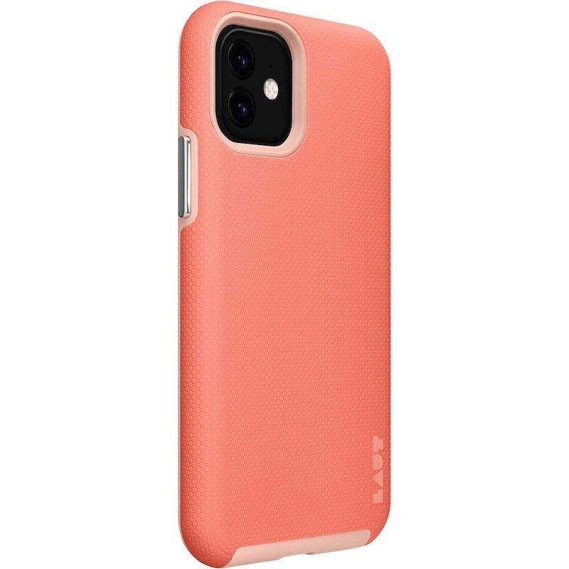 Capa para iPhone 11 Laut Shield - Coral