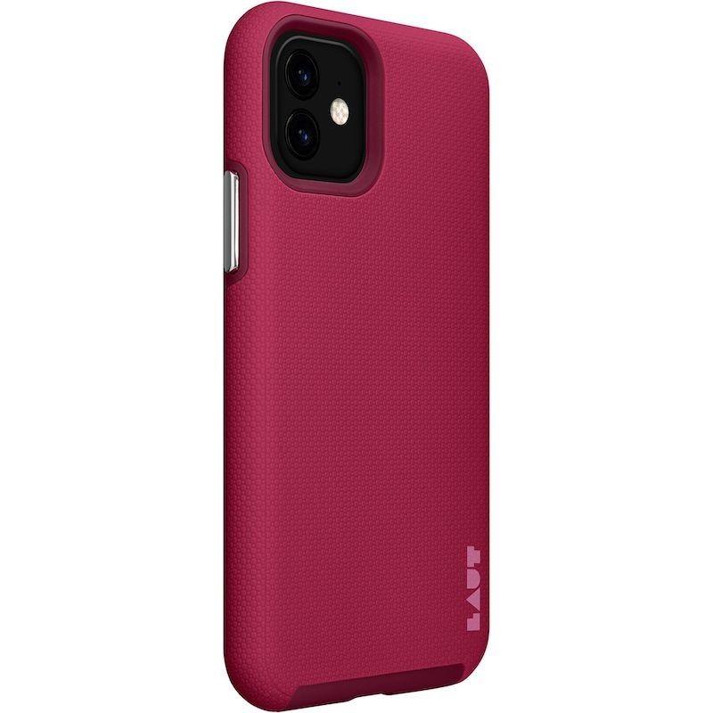 Capa para iPhone 11 Laut Shield - Cereja