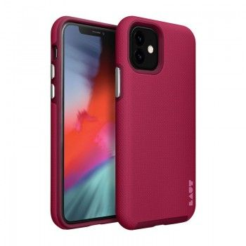 Capa para iPhone 11 Laut Shield - Cereja
