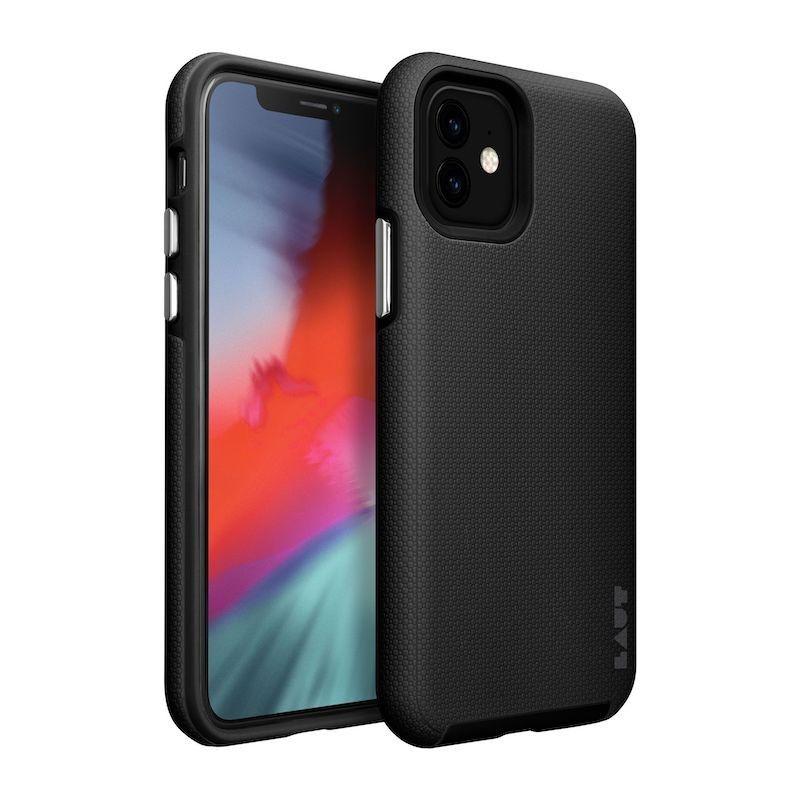 Capa para iPhone 11 Laut Shield - Preto