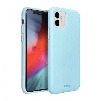 Capa para iPhone 11 Laut HUEX Pastel - Baby Blue