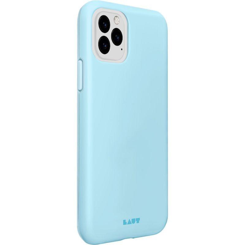 Capa para iPhone 11 Pro Laut HUEX Pastels - Baby Blue