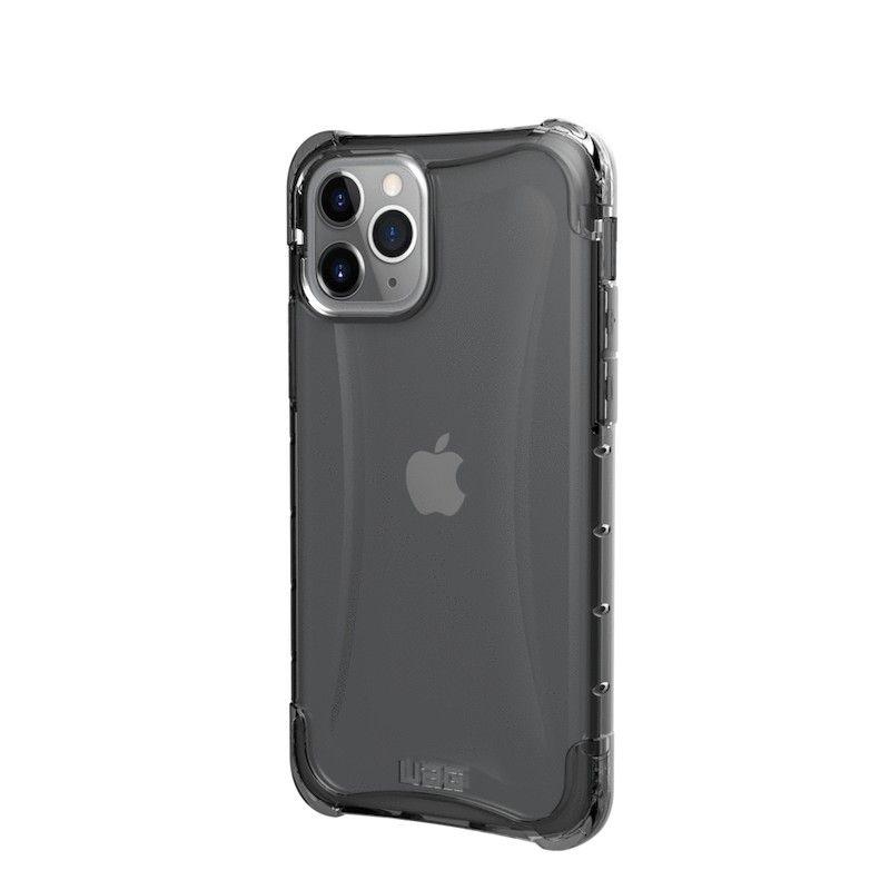 Capa para iPhone 11 Pro UAG Plyo - Transparente Cinza