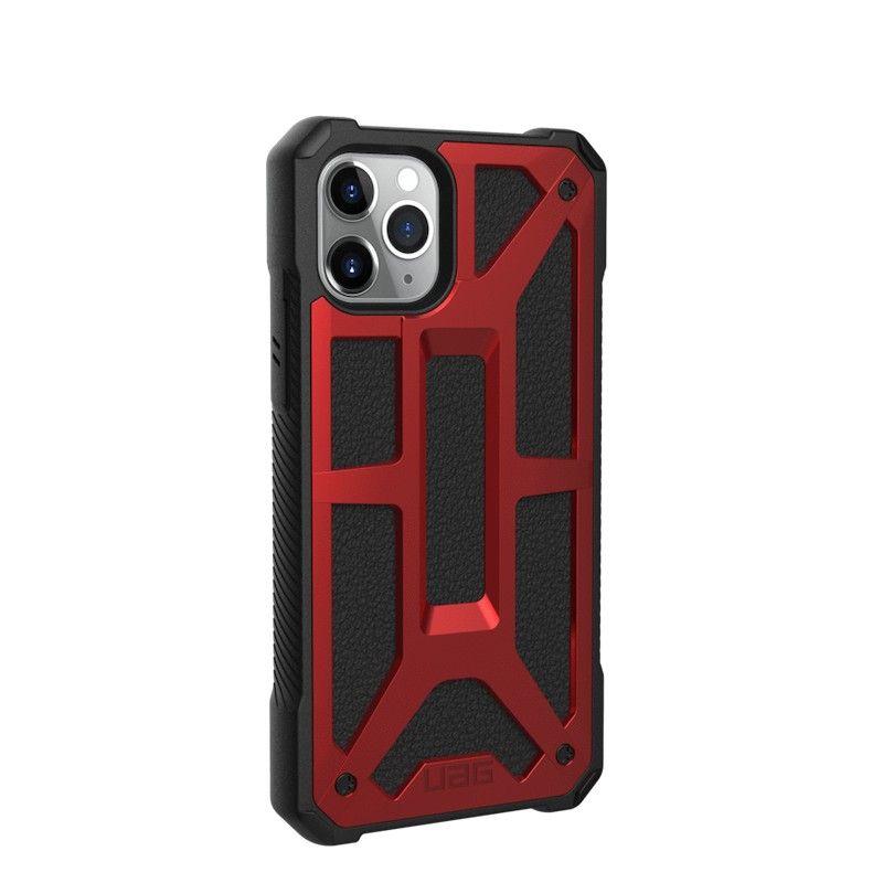 Capa para iPhone 11 Pro UAG Monarch - Crimson