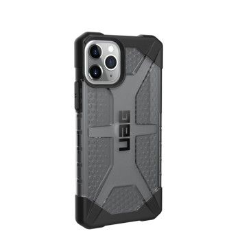 Capa para iPhone 11 Pro UAG Plasma - Transparente cinza