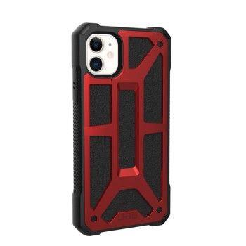 Capa para iPhone 11 UAG Monarch - Crimson