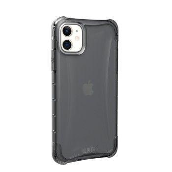 Capa para iPhone 11 UAG Plyo - Transparente cinza