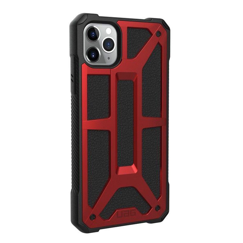 Capa para iPhone 11 Pro Max UAG Monarch - Crimson