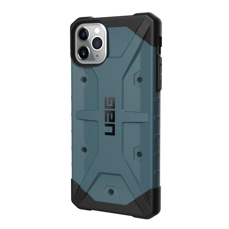 Capa para iPhone 11 Pro Max UAG Pathfinder - Cinza ardósia