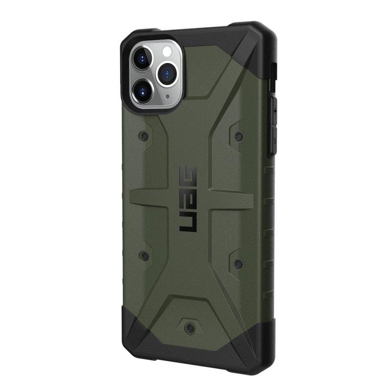 Capa para iPhone 11 Pro Max UAG Pathfinder - Verde oliva