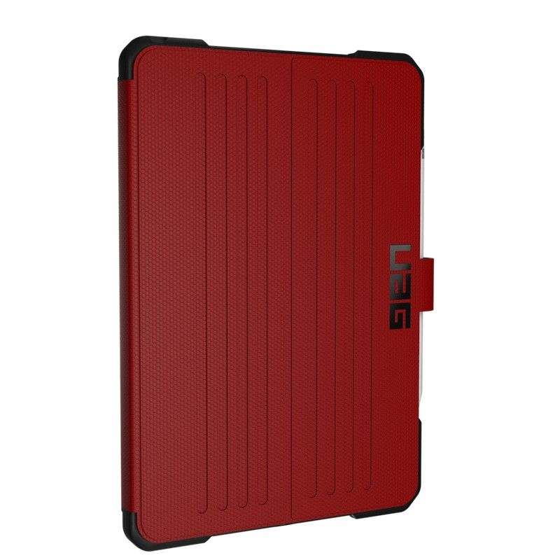 Capa iPad 10,2 UAG Metropolis - Vermelho magma