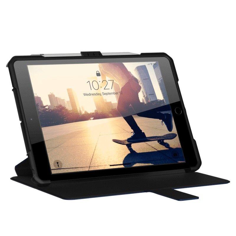 Capa iPad 10,2 UAG Metropolis - Azul cobalto