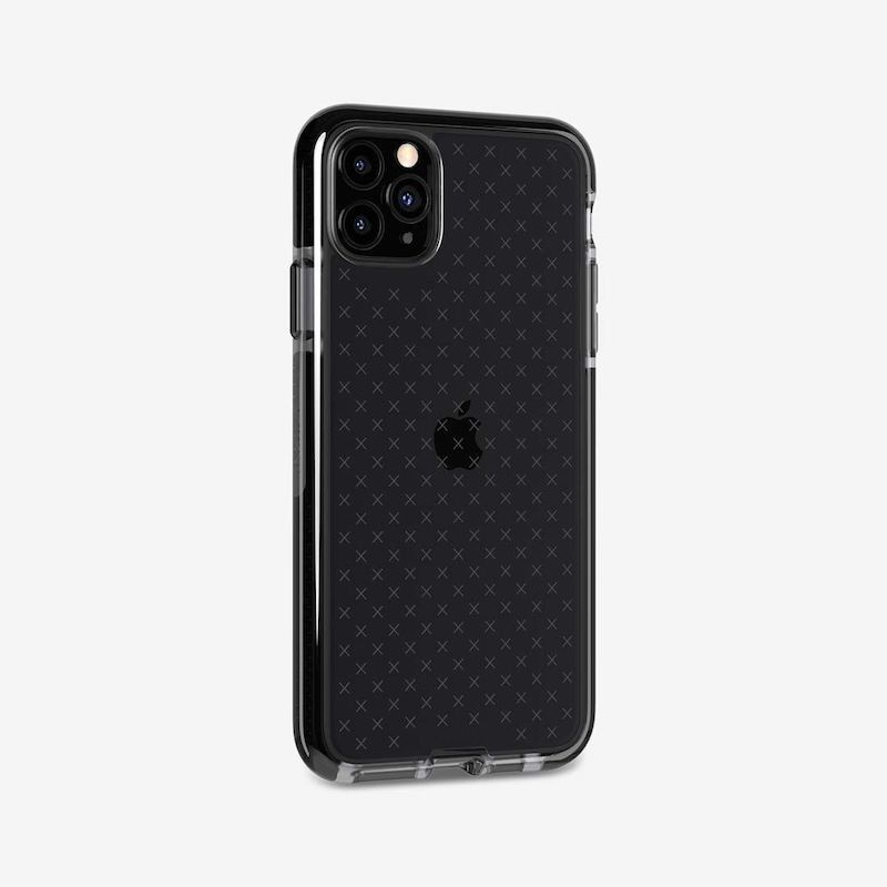 Capa iPhone 11 Pro Max Tech21 Evo Check - Preto