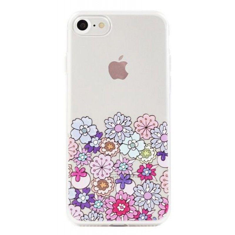 Capa para iPhone 7/8 Aiino - Bouquet