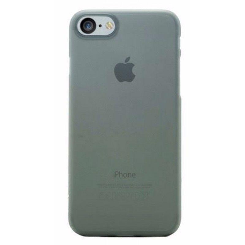 Capa para iPhone 7/8 Aiino - Transparente escuro
