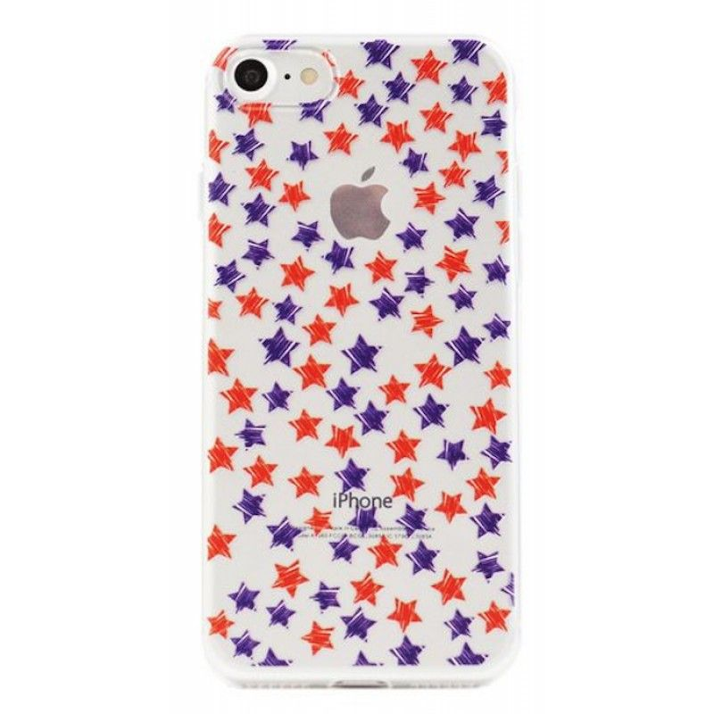 Capa para iPhone 7/8 Aiino - Star Dust