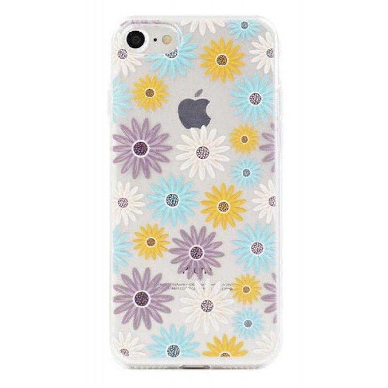 Capa para iPhone 7/8 Aiino - Daisy