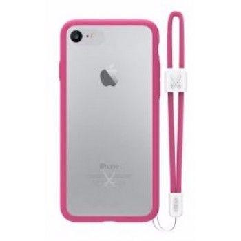 Capa protetora para iPhone 7/8 Philo - Rosa