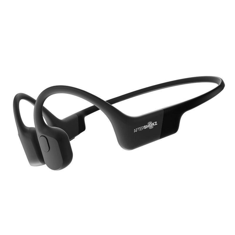 Auricular Desporto Aftershokz Aeropex - Cosmic Black