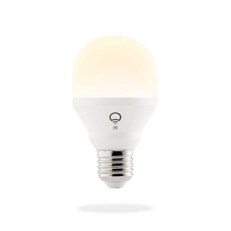 LIFX Mini White Smart LED Bulb E27