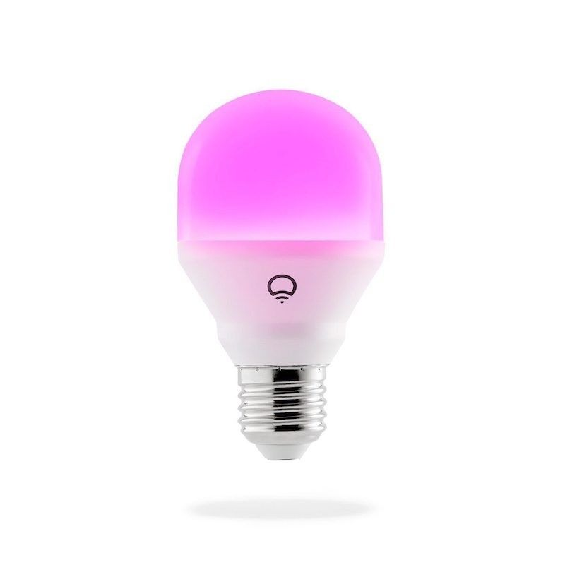 LIFX Mini Colour & White Smart LED Bulb E27