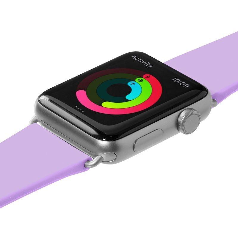 Bracelete para Apple Watch Laut Pastels 38/40 mm - Violeta