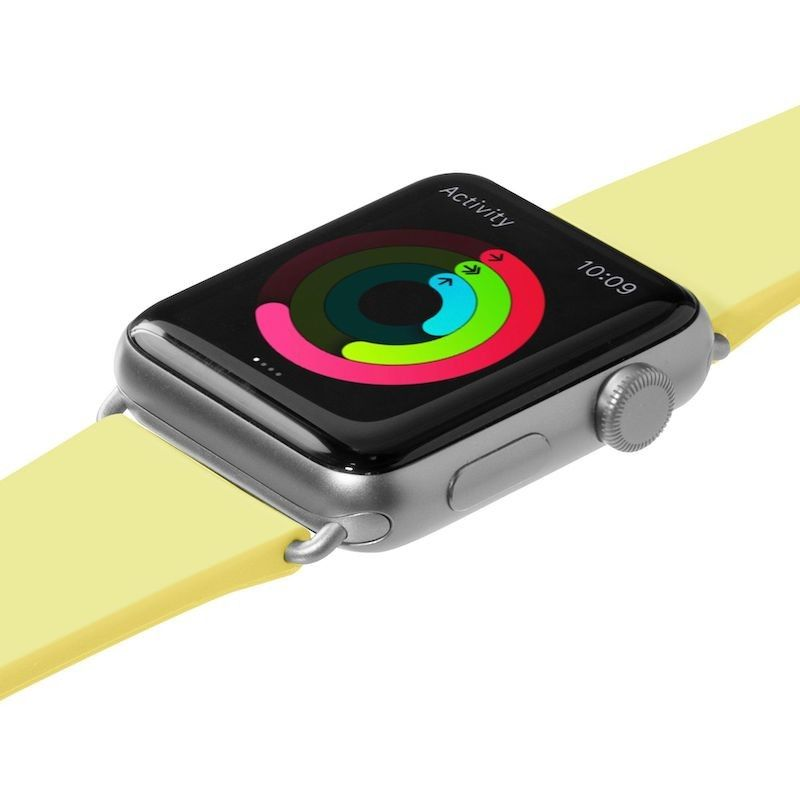 Bracelete para Apple Watch Laut Pastels 42/44 mm - Sherbet