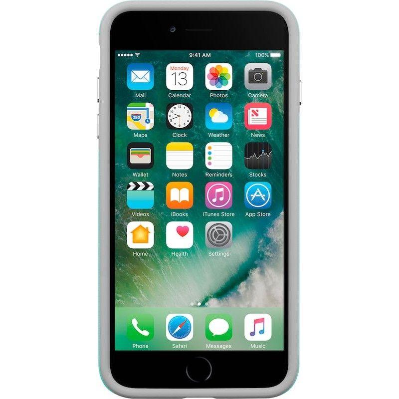 Capa muito resistente para iPhone 7 / 8 Plus - Menta