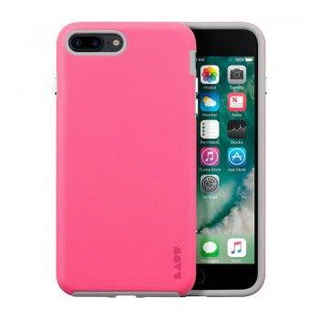 Capa muito resistente para iPhone 8 Plus / 7 Plus - Rosa