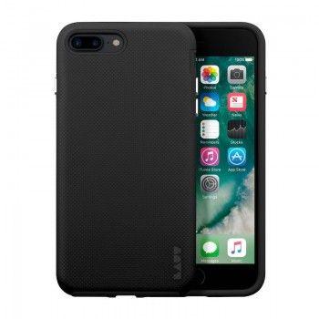 Capa muito resistente para iPhone 8 Plus / 7 Plus - Preto