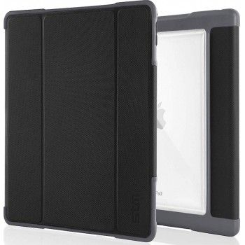 Capa traseira para iPad Pro 9,7 Dux Shell- Preta