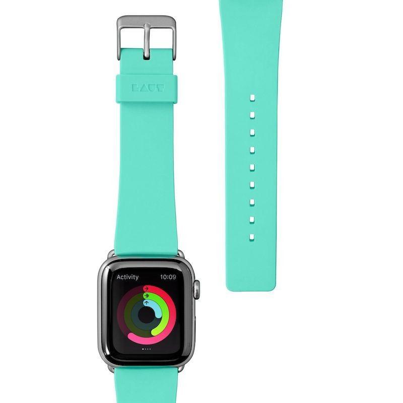 Bracelete para Apple Watch Laut Pastels 42/44 mm - Menta