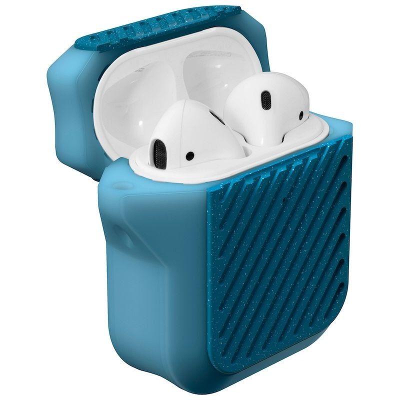 Capa para AirPods Laut Impakt - Azul marinho